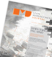 Lean Management Journal - November 2012