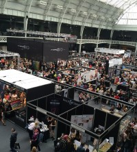 An exhibition trade show in London - image courtesy of Pixabay